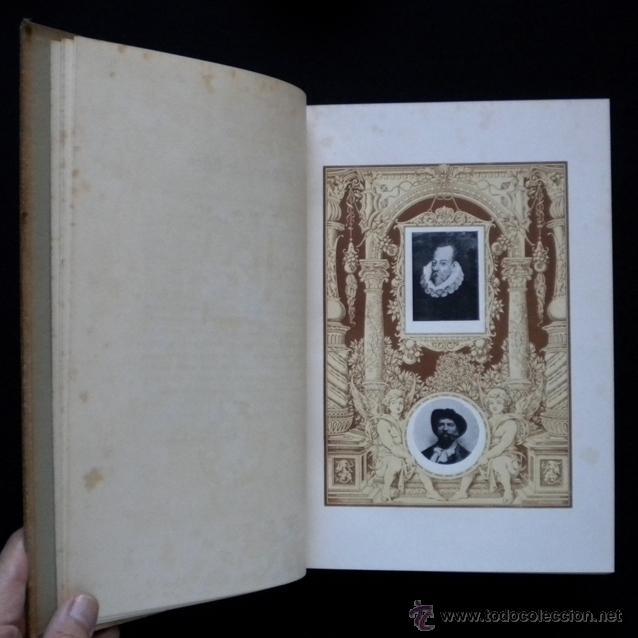 Libros antiguos: PCBROS - DON QUIJOTE DE LA MANCHA - ILUSTR. DANIEL URRABIETA VIERGE - SALVAT EDITORES - 1930 - Foto 9 - 44657248