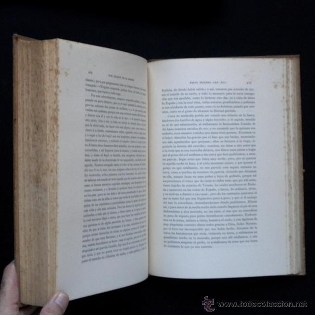 Libros antiguos: PCBROS - DON QUIJOTE DE LA MANCHA - ILUSTR. DANIEL URRABIETA VIERGE - SALVAT EDITORES - 1930 - Foto 15 - 44657248