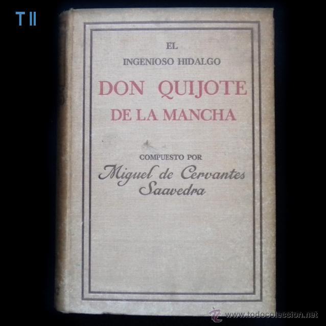 Libros antiguos: PCBROS - DON QUIJOTE DE LA MANCHA - ILUSTR. DANIEL URRABIETA VIERGE - SALVAT EDITORES - 1930 - Foto 19 - 44657248