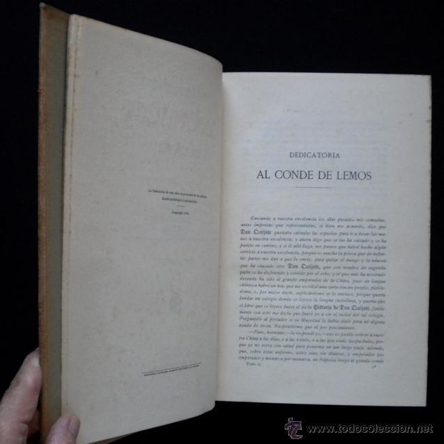 Libros antiguos: PCBROS - DON QUIJOTE DE LA MANCHA - ILUSTR. DANIEL URRABIETA VIERGE - SALVAT EDITORES - 1930 - Foto 22 - 44657248