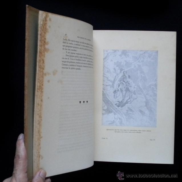 Libros antiguos: PCBROS - DON QUIJOTE DE LA MANCHA - ILUSTR. DANIEL URRABIETA VIERGE - SALVAT EDITORES - 1930 - Foto 24 - 44657248