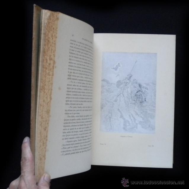 Libros antiguos: PCBROS - DON QUIJOTE DE LA MANCHA - ILUSTR. DANIEL URRABIETA VIERGE - SALVAT EDITORES - 1930 - Foto 25 - 44657248