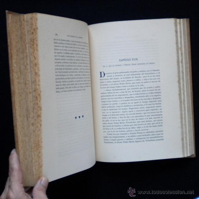 Libros antiguos: PCBROS - DON QUIJOTE DE LA MANCHA - ILUSTR. DANIEL URRABIETA VIERGE - SALVAT EDITORES - 1930 - Foto 28 - 44657248