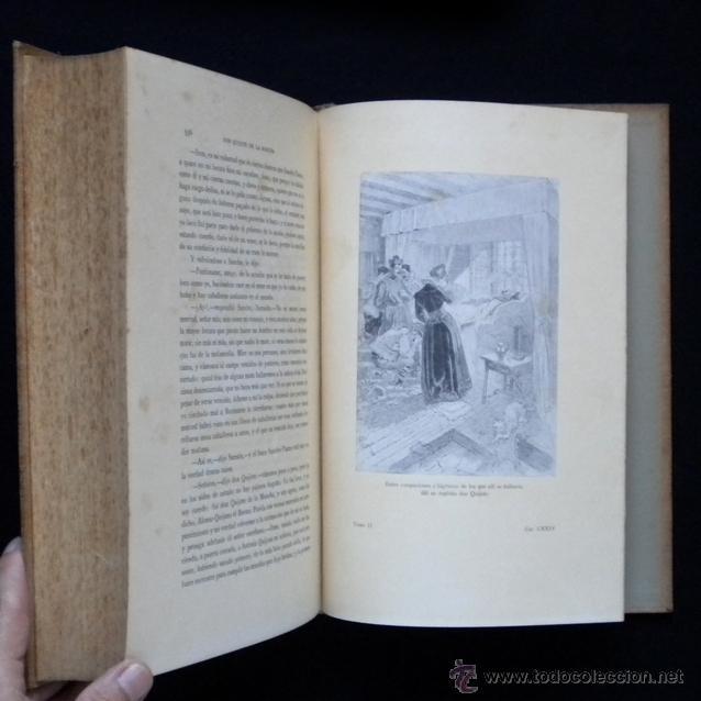 Libros antiguos: PCBROS - DON QUIJOTE DE LA MANCHA - ILUSTR. DANIEL URRABIETA VIERGE - SALVAT EDITORES - 1930 - Foto 30 - 44657248