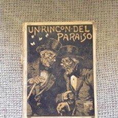 Libros antiguos: UN RINCON DEL PARAISO JOSE MARIA MATHEU. Lote 44759229