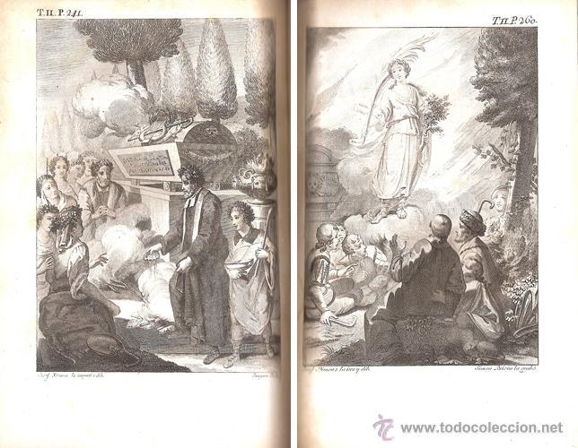 Libros antiguos: CERVANTES – LOS SEIS LIBROS DE GALATEA – Año 1784 - Foto 7 - 44777764