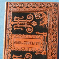 Libros antiguos: EL DIA DE FIESTA - JUAN DE ZABALETA. Lote 45718240