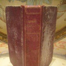 Libros antiguos: OBRAS COMPLETAS DE EMILIA PARDO BAZAN. TOMO III: LOS PAZOS DE ULLOA.. Lote 45803683