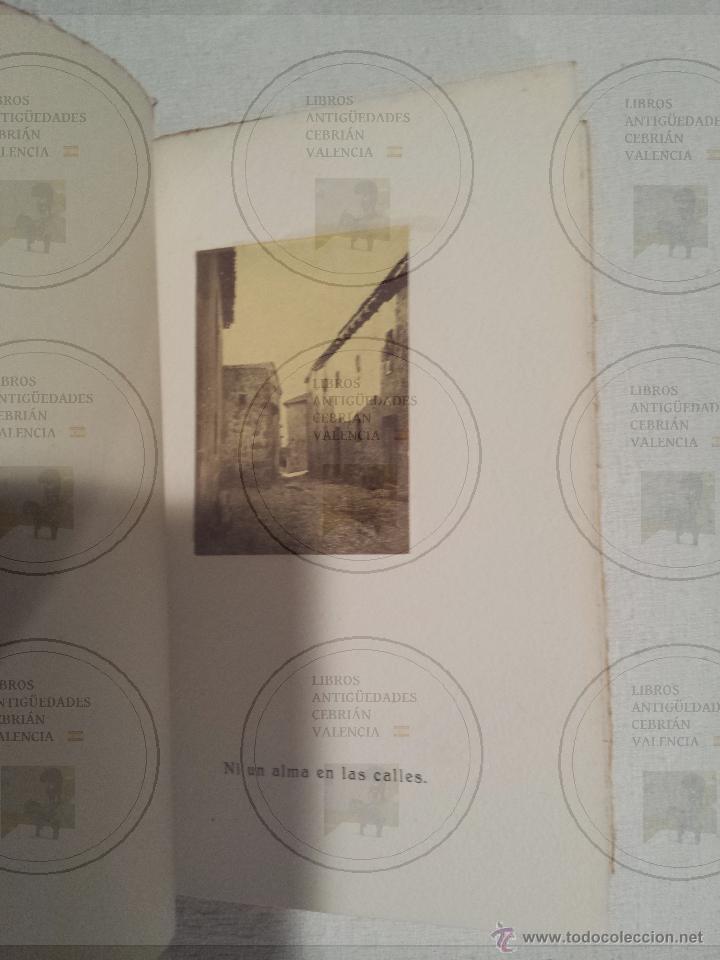 Libros antiguos: EL CAMINO DE DON QUIJOTE POR TIERRAS DE LA MANCHA-AUGUST F. JACCACI-AÑO 1915. - Foto 3 - 46023362
