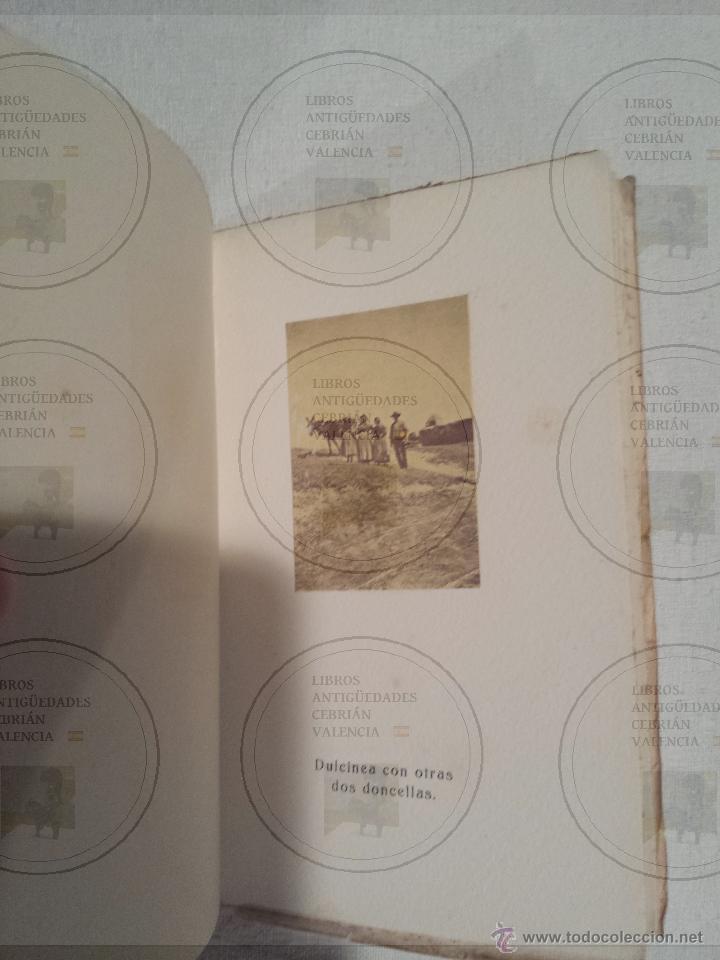 Libros antiguos: EL CAMINO DE DON QUIJOTE POR TIERRAS DE LA MANCHA-AUGUST F. JACCACI-AÑO 1915. - Foto 4 - 46023362