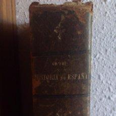 Libros antiguos: CONPENDIO CRONOLOGICO DE LA HISTORIA DE ESPAÑA. Lote 46165851