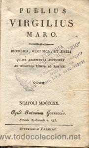 Libros antiguos: PUBLIUS VIRGILIUS MARO – Año 1820 - Foto 2 - 46348308