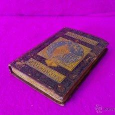 Libros antiguos: LA ATLANTIDA, MOSSEN JACINTO VERDAGUER, MELCIOR DE PALAU, BILINGUE, PRIMERA EDICIO, 1878. Lote 46554625