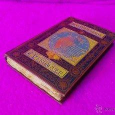 Libros antiguos: LA ATLANTIDA, MOSSEN JACINTO VERDAGUER, MELCIOR DE PALAU, BILINGUE, PRIMERA EDICIO, 1878. Lote 46554683