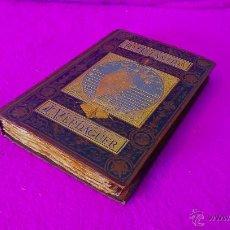 Libros antiguos: LA ATLANTIDA, MOSSEN JACINTO VERDAGUER, MELCIOR DE PALAU, BILINGUE, PRIMERA EDICIO, 1878. Lote 46554725