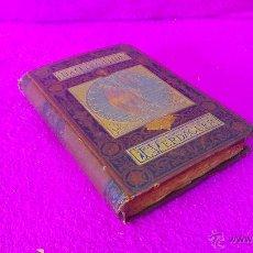 Libros antiguos: LA ATLANTIDA, MOSSEN JACINTO VERDAGUER, MELCIOR DE PALAU, BILINGUE, PRIMERA EDICIO, 1878. Lote 46554778