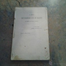 Libros antiguos: DON JUAN TENORIO.JOSÉ ZORRILLA. MADRID 1844. Lote 46659460