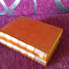 Libros antiguos: EL INGENIOSO HIDALGO DON QUIJOTE DE LA MANCHA, MONTANER Y SIMON EDITORES 1897. Lote 46752939