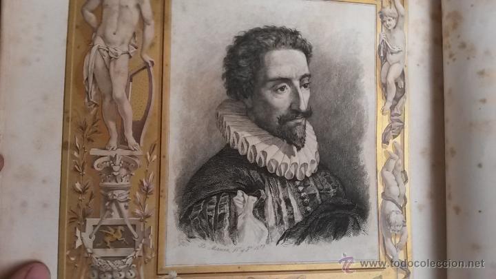 Libros antiguos: CERVANTES, DON QUIJOTE 1ª ED MONTANER Y SIMON 1880 , IL. POR BALACA Y PELLICER.enc.lujo SALVATELLA - Foto 6 - 46869693