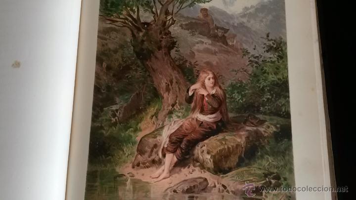 Libros antiguos: CERVANTES, DON QUIJOTE 1ª ED MONTANER Y SIMON 1880 , IL. POR BALACA Y PELLICER.enc.lujo SALVATELLA - Foto 12 - 46869693