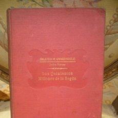 Libros antiguos: LOS QUINIENTOS MILLONES DE BEGUN-UN DESCUBRIMIENTO PRODIGIOSO, DE JULIO VERNE.. Lote 46896795