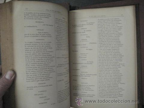 Libros antiguos: obras completas de jose Zorrilla, Delgado ed 1905, 3 tomos, ref E1 - Foto 8 - 47015072