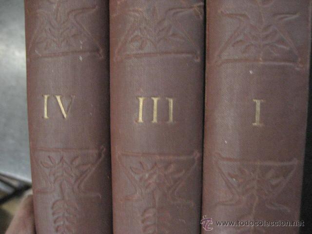 Libros antiguos: obras completas de jose Zorrilla, Delgado ed 1905, 3 tomos, ref E1 - Foto 15 - 47015072