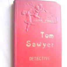 Libros antiguos: TOM SAWYER DETECTIVE. TWAIN, MARK. ED. MAUCCI. Lote 47061219