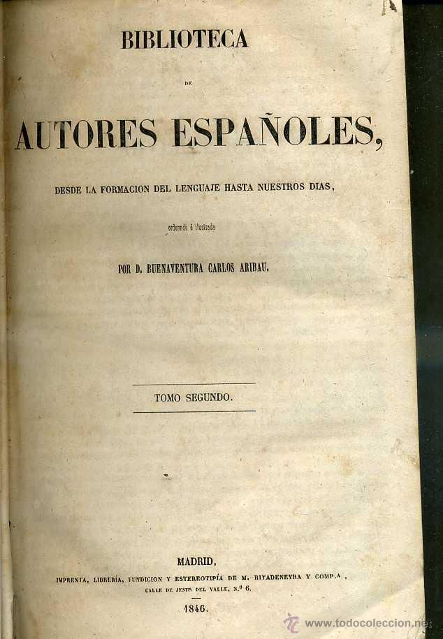 OBRAS DE NICOLAS Y LEANDRO FERNADEZ DE MORATIN (BIBLIOTECA DE AUTORES ESPAÑOLES RIVADENEYRA, 1846) (Libros antiguos (hasta 1936), raros y curiosos - Literatura - Narrativa - Clásicos)