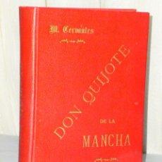 Libros antiguos: EL INGENIOSO HIDALGO DON QUIJOTE DE LA MANCHA.. Lote 47245496