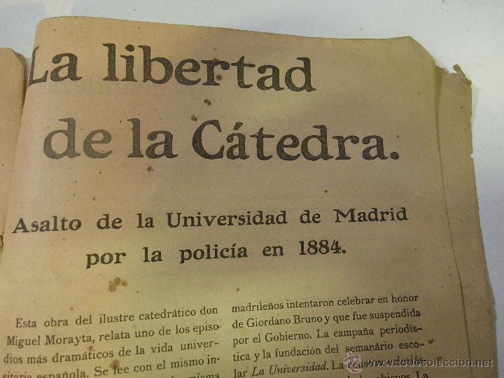 Libros antiguos: EL INGENIOSO HIDALGO , DON QUIJOTE DE LA MANCHA . MUY ANTIGUO , MIGUEL DE CERVANTES ... VER - Foto 3 - 47431115
