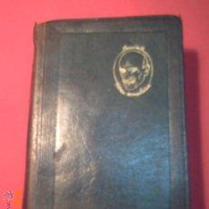 Libros antiguos: JACINTO BENAVENTE-OBRAS COMPLETAS-TOMO V- EDITOR M. AGUILAR 1940- 1ª EDIC. . Lote 47433094