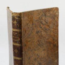 Libros antiguos: DON QUIJOTE DE LA MANCHA, TOMO I Y II EN UN VOL. MADRID, 1875. BIBLIOTECA UNIVERSAL, 32X23CM.. Lote 47547976
