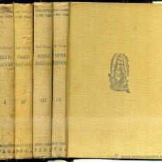 Libros antiguos: TOLSTOI : ANNA KARENINA - 4 VOLUMS - TRADUCCIÓ D'ANDREU NIN (PROA, 1933) CATALÁN. Lote 47835455