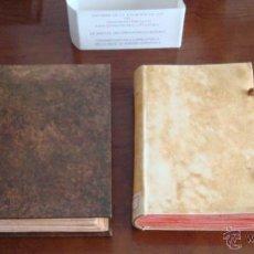 Libros antiguos: DON QUIJOTE DE LA MANCHA, CERVANTES, 1605-1615, FIEL REPRODUCCIÓN (5*). FACSÍMIL. TESTIMONIO. Lote 35007106
