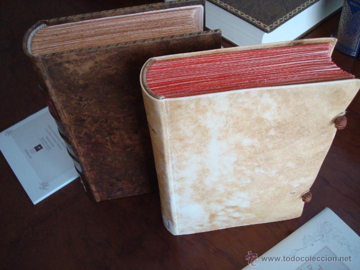 Libros antiguos: Don Quijote de La Mancha, Cervantes, 1605-1615, fiel reproducción (5*). Facsímil. Testimonio - Foto 6 - 35007106