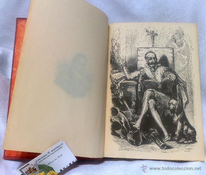 EL INGENIOSO HIDALGO DON QUIJOTE DE LA MANCHA.- MIGUEL DE CERVANTES SAAVEDRA. (Libros antiguos (hasta 1936), raros y curiosos - Literatura - Narrativa - Clásicos)