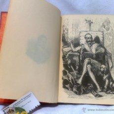 Libros antiguos: EL INGENIOSO HIDALGO DON QUIJOTE DE LA MANCHA.- MIGUEL DE CERVANTES SAAVEDRA.. Lote 48006076