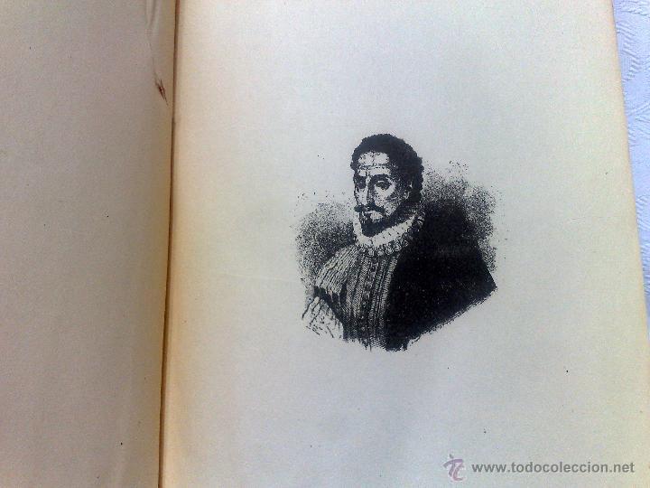 Libros antiguos: EL INGENIOSO HIDALGO DON QUIJOTE DE LA MANCHA.- MIGUEL DE CERVANTES SAAVEDRA. - Foto 4 - 48006076