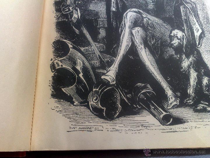 Libros antiguos: EL INGENIOSO HIDALGO DON QUIJOTE DE LA MANCHA.- MIGUEL DE CERVANTES SAAVEDRA. - Foto 6 - 48006076