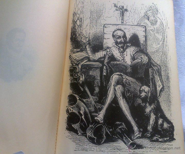 Libros antiguos: EL INGENIOSO HIDALGO DON QUIJOTE DE LA MANCHA.- MIGUEL DE CERVANTES SAAVEDRA. - Foto 7 - 48006076
