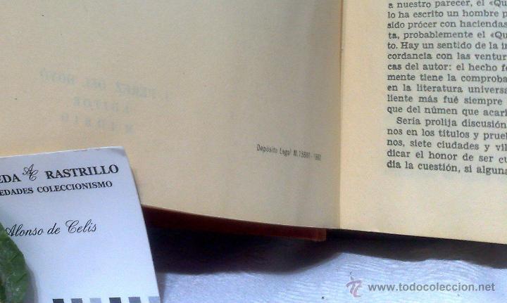 Libros antiguos: EL INGENIOSO HIDALGO DON QUIJOTE DE LA MANCHA.- MIGUEL DE CERVANTES SAAVEDRA. - Foto 13 - 48006076