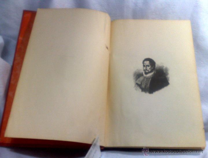 Libros antiguos: EL INGENIOSO HIDALGO DON QUIJOTE DE LA MANCHA.- MIGUEL DE CERVANTES SAAVEDRA. - Foto 23 - 48006076