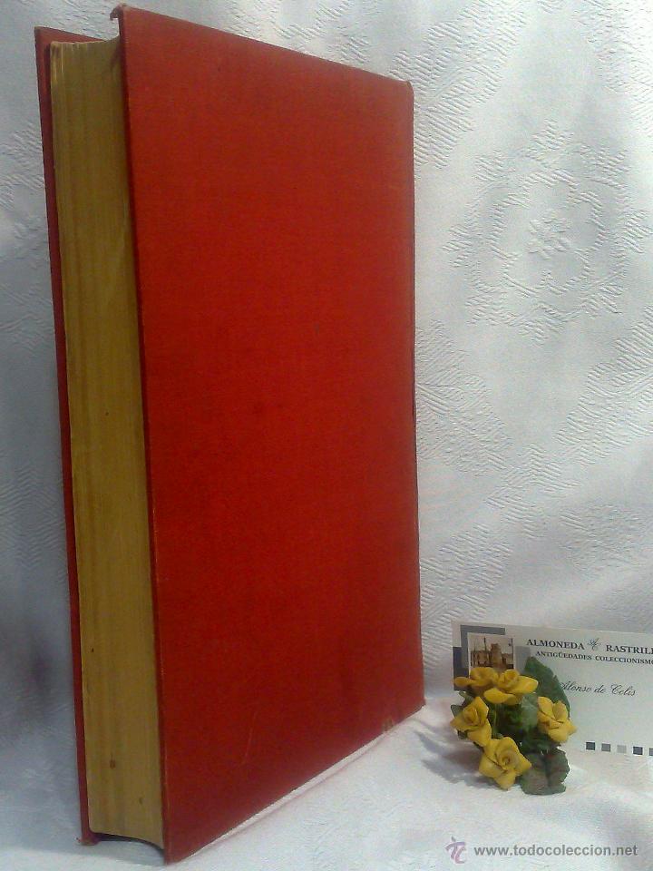 Libros antiguos: EL INGENIOSO HIDALGO DON QUIJOTE DE LA MANCHA.- MIGUEL DE CERVANTES SAAVEDRA. - Foto 29 - 48006076