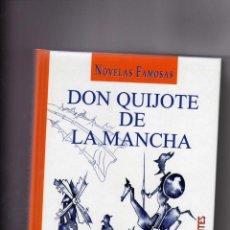 Libros antiguos: DON QUIJOTE DE LA MANCHA. CERVANTES SAAVEDRA, MIGUEL DE. Lote 48101730