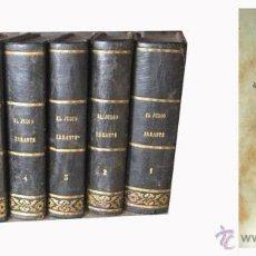 Libros antiguos: EL JUDÍO ERRANTE (7 VOLÚMENES) SUE, EUGENIO. 1848. Lote 48376205