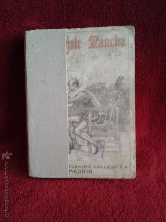 Libros antiguos: DON QUIJOTE DE LA MANCHA EDITORIAL CALLEJA, AÑO 1905 MIGUEL DE CERVANTES SAAVEDRA - Foto 2 - 48421021