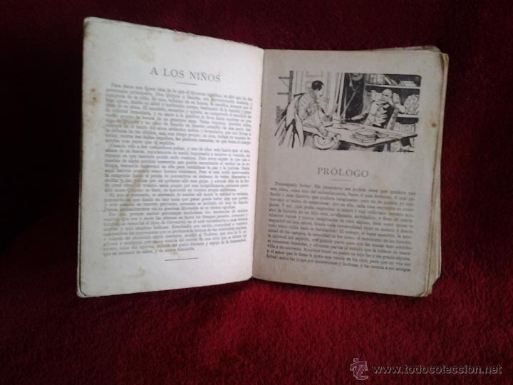 Libros antiguos: DON QUIJOTE DE LA MANCHA EDITORIAL CALLEJA, AÑO 1905 MIGUEL DE CERVANTES SAAVEDRA - Foto 4 - 48421021
