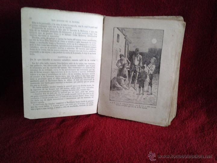 Libros antiguos: DON QUIJOTE DE LA MANCHA EDITORIAL CALLEJA, AÑO 1905 MIGUEL DE CERVANTES SAAVEDRA - Foto 8 - 48421021