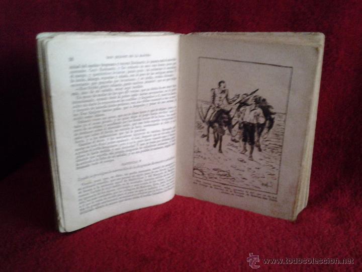 Libros antiguos: DON QUIJOTE DE LA MANCHA EDITORIAL CALLEJA, AÑO 1905 MIGUEL DE CERVANTES SAAVEDRA - Foto 9 - 48421021